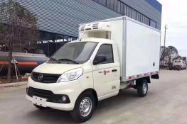 福田祥菱V1国六冷藏车