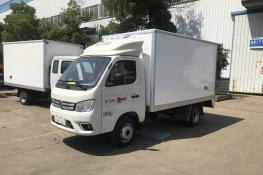国六福田祥菱M1冷藏车