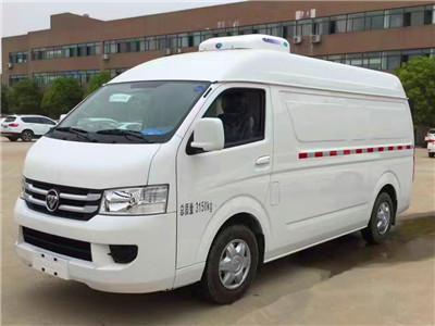 (国六)福田风景G7冷藏车